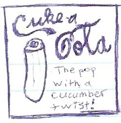Cuke-a-cola